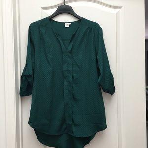 Simons Twik Popover Tunic Shirt